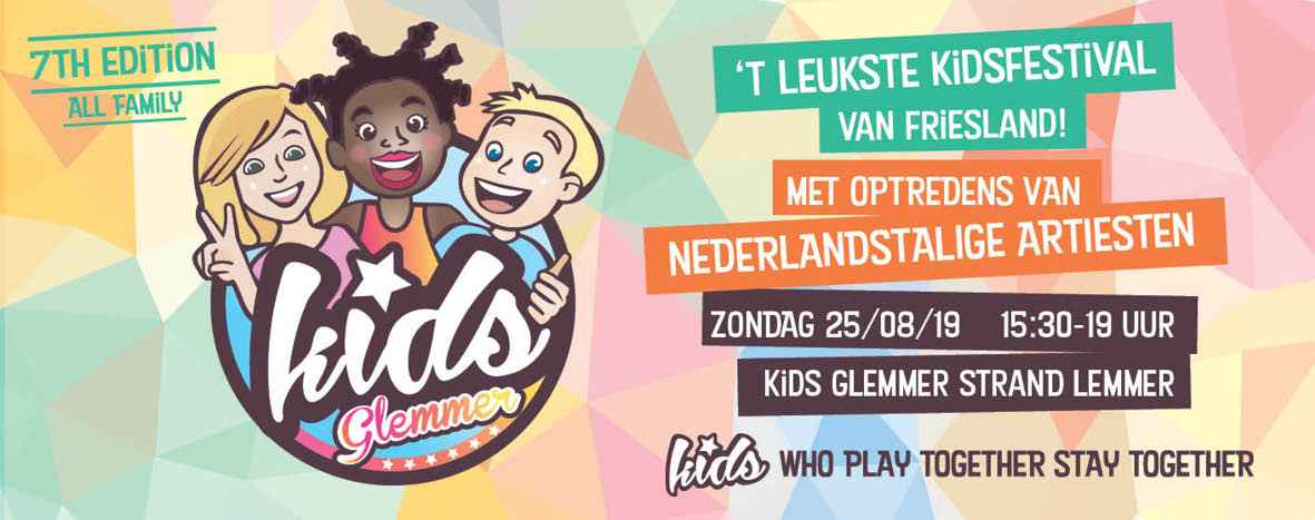 ticket kids glemmer volwassenen